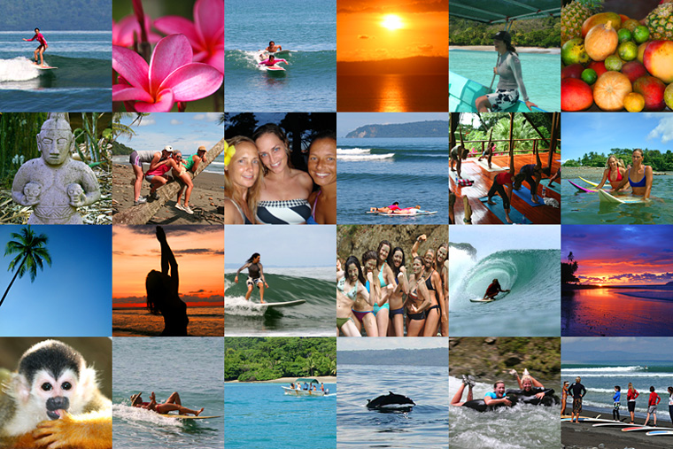 Surf Camps in Hawaii and Costa Rica